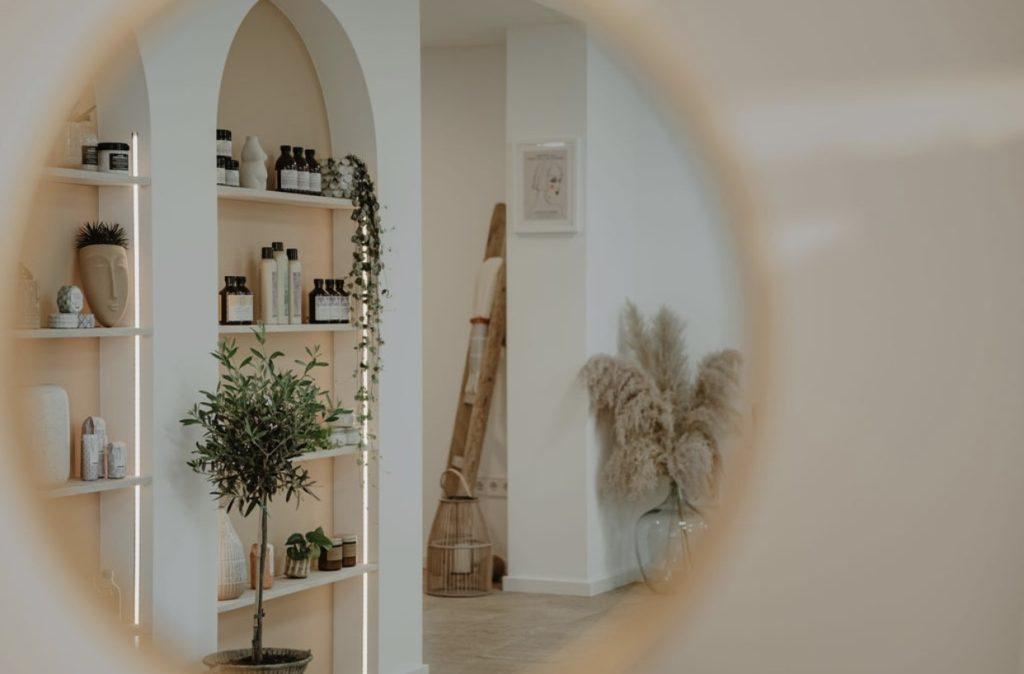 Sandra Wiblishauser Boutique & Salon Innenansicht